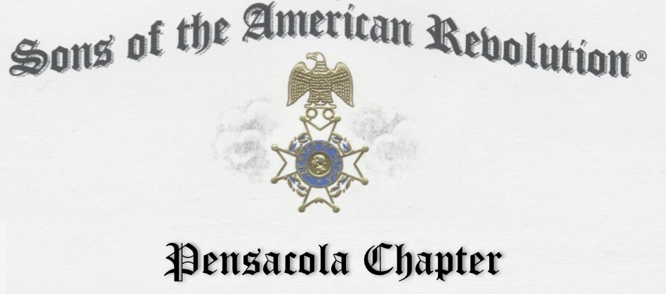Pensacola Chapter of the Sons of the American Revolution